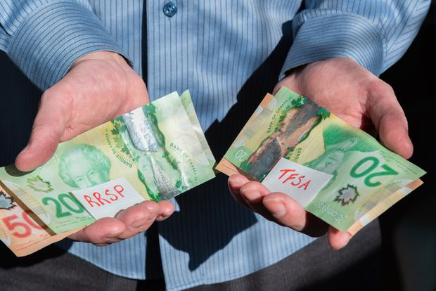 Why shifting the assets from tax-loss selling into a TFSA or RRSP makes sense