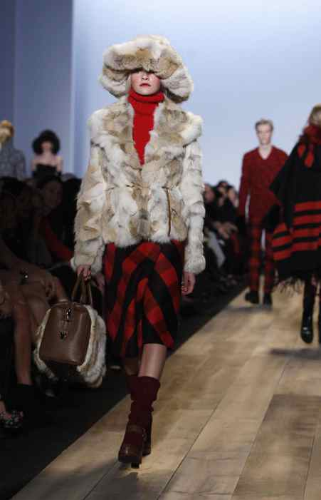 The entertainment factor of fashion shows—pulsing music, leggy models, front row celebrities—can distract from the fact that fashion is a business. Shares of Michael Kors, which went public in December, rose 27.5 percent on Tuesday, with revenues up 67.9 percent. Translation: He's having a good week.