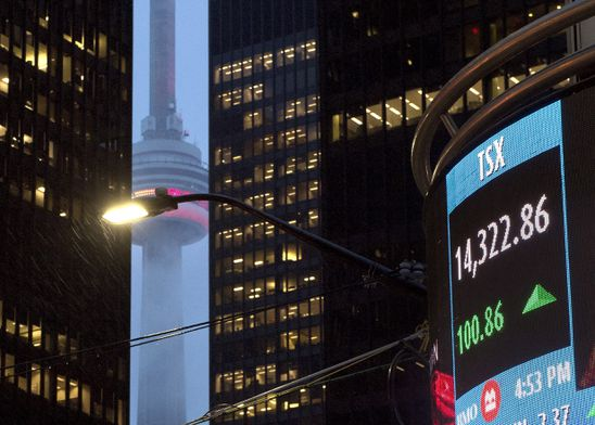 Why the TSX is doing so well this year despite the stalled economy