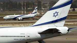 El Al airplanes are seen on the runway at Ben Gurion International airport near Tel Aviv, in this file picture taken August 22, 2011. Israeli media reported on Monday that pro-Palestinian hackers had threatened on January 15, 2012, to bring down the websites of the Tel Aviv bourse and El Al. The site of the Tel Aviv Stock Exchange (TASE) was disrupted on January 16, 2012, and the El Al Israel Airlines website also crashed but officials at Israel's flag carrier would not confirm or deny the incident was the work of hackers.