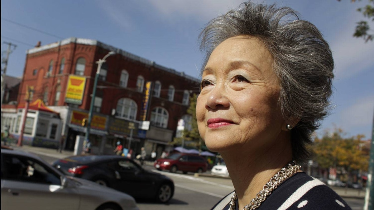 Adrienne Clarkson has written a new book about the Canadian immigrant experiences.