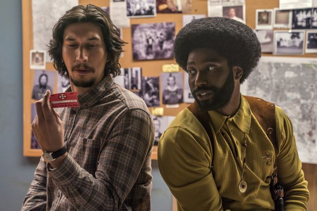 When is a Spike Lee film out of joint? Revisiting the implications of BlacKkKlansman