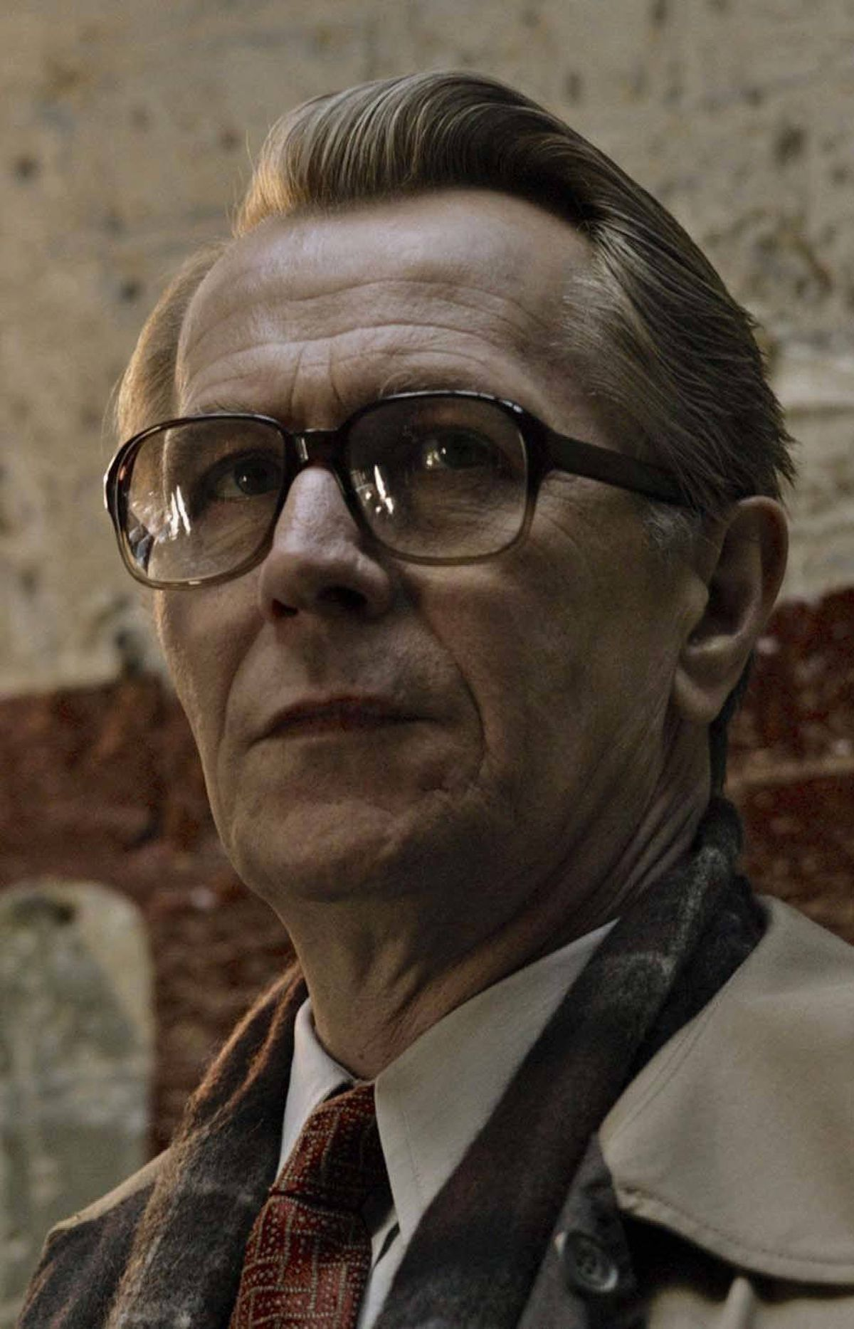 """Gary Oldman is nominated for """"Tinker, Tailor, Soldier, Spy."""""""