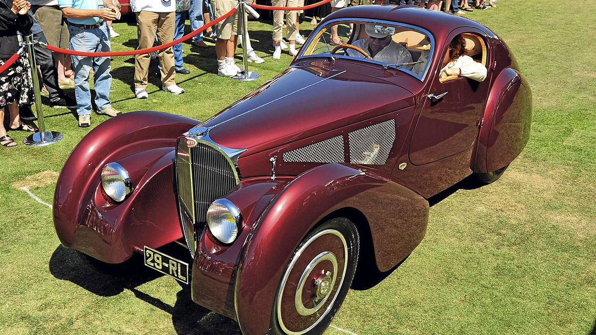 1931 Bugatti Type 51__Credit: Greg Mahoney