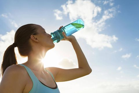 How drinking more water may boost your short-term memory