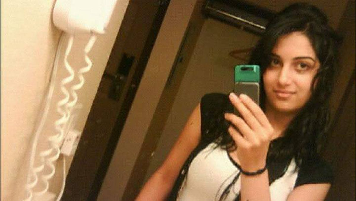 Sahar Shafia is shown in this photo released by the courts on Tuesday Nov. 22, 2011.