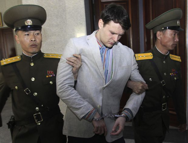 Judge Awards Otto Warmbier's Family $500 Million in North Korea Suit