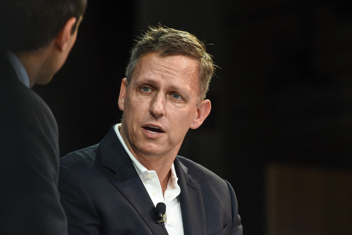 Peter Thiel's Founders Fund sells remaining Facebook shares