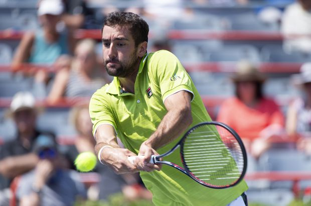 Marin Cilic advances to second round of Rogers Cup with straight-sets win over qualifier