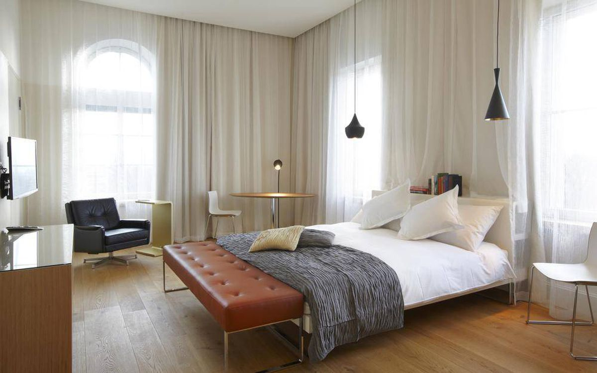 Hipster luxe awaits at Zurich's new B2 boutique hotel - The