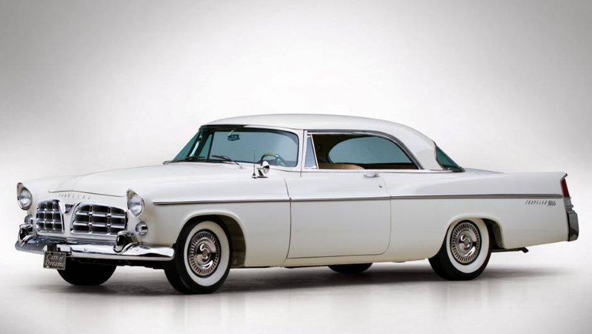 In Pictures Classic Cars Of The Rock And Roll Era Globe Mail 1950s Chrysler Teddy Pieper Courtesy Rm Auctions