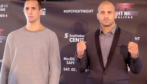 Rory MacDonald stops Tarec Saffiedine to move closer to UFC title shot
