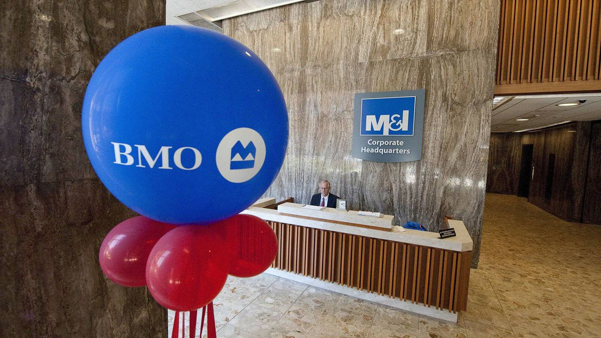 Bank of Montreal is the first of Canada's Big Six banks to report its financial results this week.