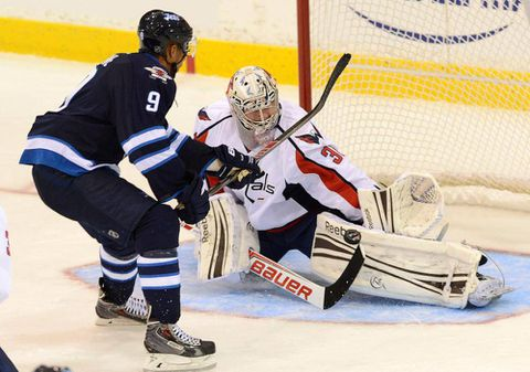 Goalie Philipp Grubauer re-signs with Washington, looks to be Braden Holtby's backup