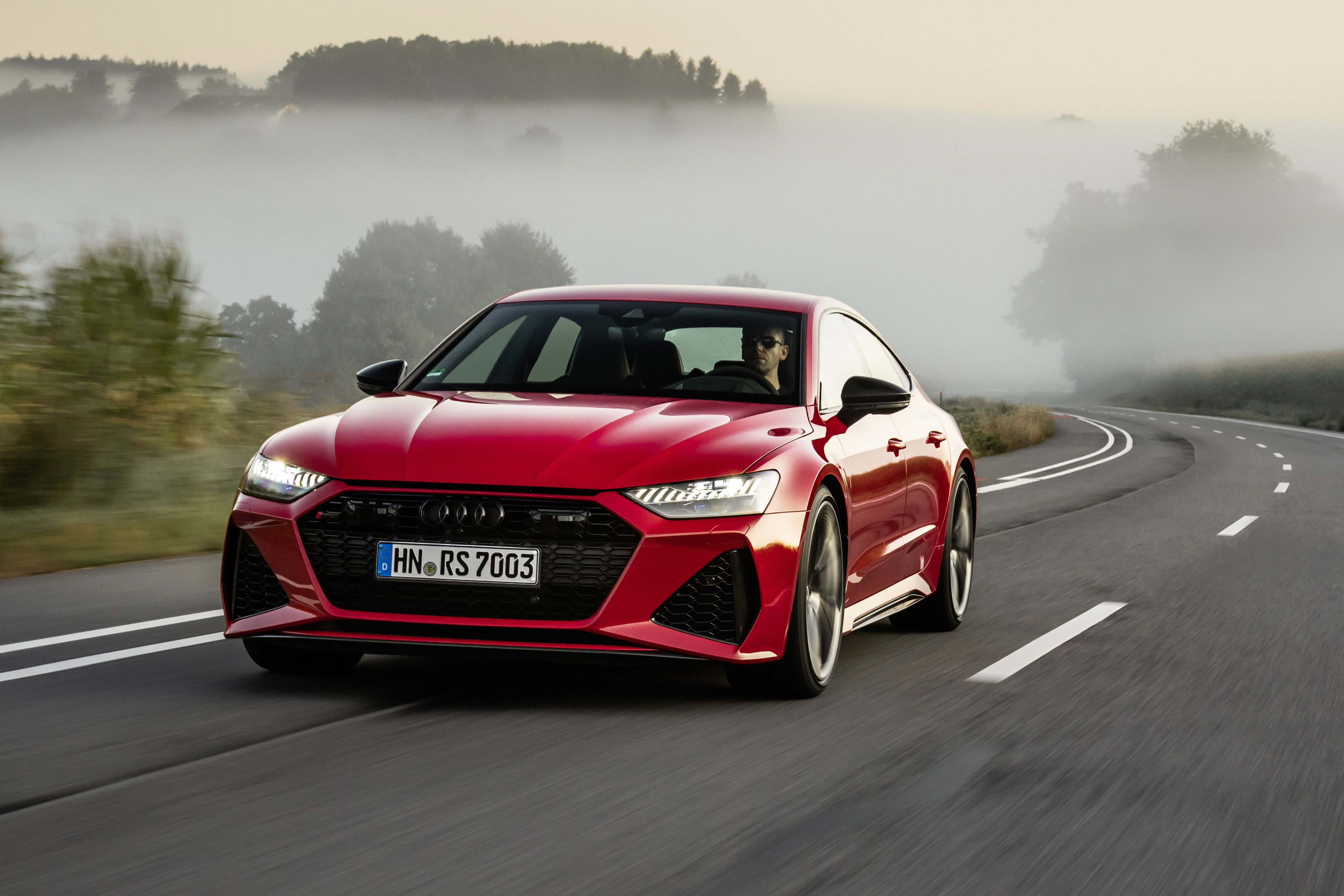 Review The Muscular 2020 Audi Rs7 May Be Complete Overkill But That S The Point The Globe And Mail