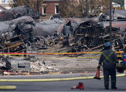 Feds stressed fatigue, workload concerns just before Lac-Mégantic disaster