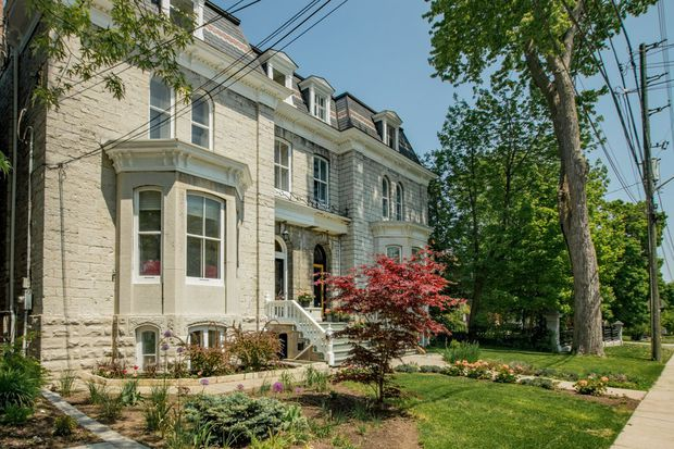 Home Of The Week Restored Heritage In Kingston The Globe And Mail