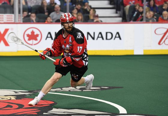 Canada crushes U.S. 16-6 to open world indoor lacrosse championship