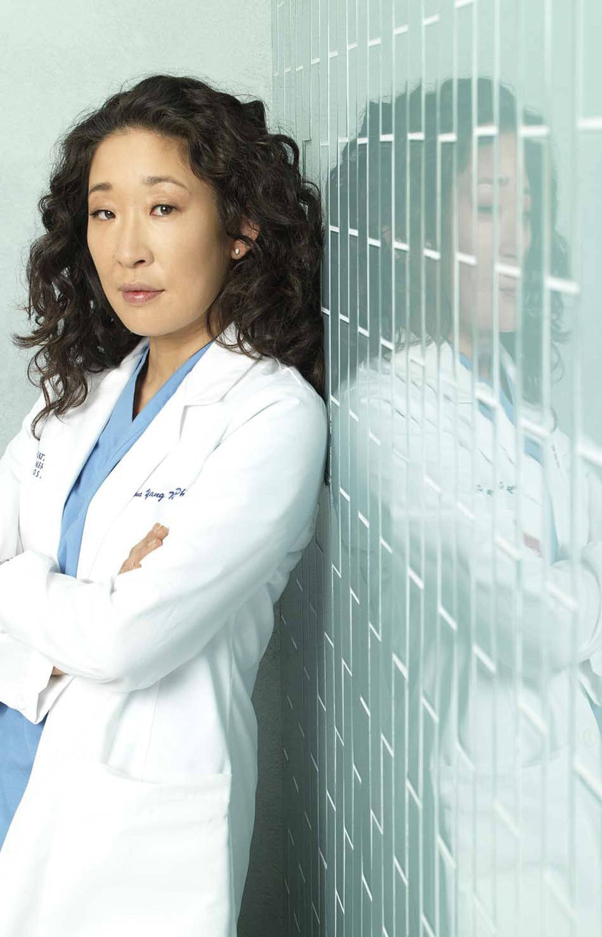 DRAMA Grey's Anatomy ABC, CTV, 9 p.m. Were you aware that nearly every episode in this popular medical drama, currently in its eighth season, is titled after a pop song? So far, this season has produced episodes airing under the banner of Poker Face and All You Need Is Love. Tonight's show is titled The Lion Sleeps Tonight, which is apt since the storyline involves a lion breaking loose in Seattle, which leaves the earnest medics working the emergency room at Seattle Grace Hospital scrambling. In soapier plot details, Meredith (Ellen Pompeo) becomes the support system for Cristina (Sandra Oh) when the latter fights with her beau; Callie (Sara Ramirez) grills Arizona (Jessica Capshaw) about her romantic past; and Teddy (Kim Raver) forces herself to finally deal with Henry's death.