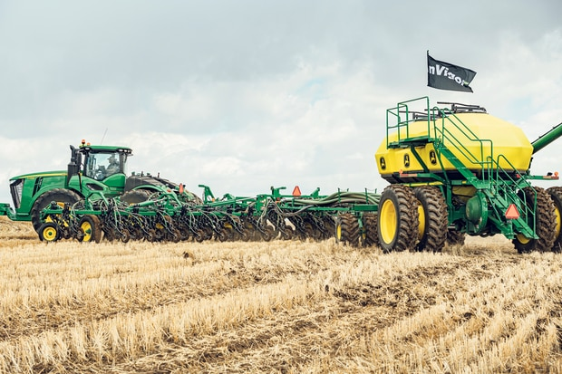 Precision tools – and modern agricultural practices – significantly enhance farmers' ability to navigate both traditional and new challenges.