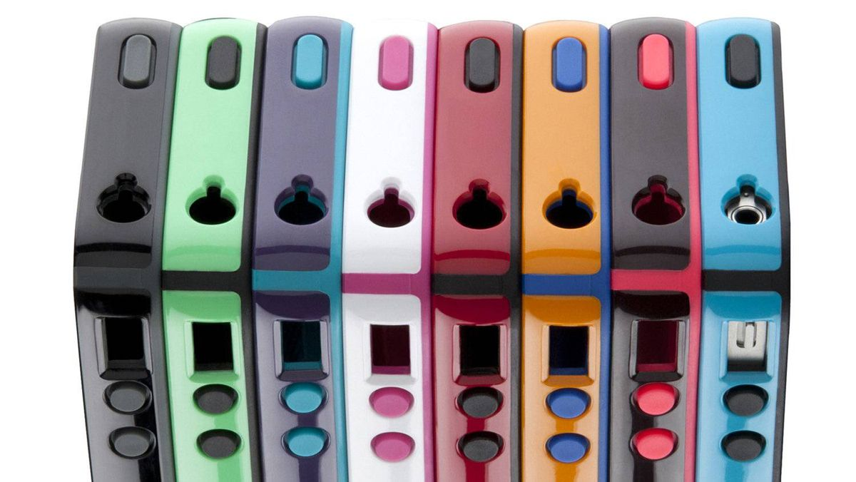 Speck CandyShell These slick slip-ons for smart phones and tablets look something like those hard candies in grandma's treat dish. The hard plastic exterior, complemented by a shock-absorbing interior that cradles your mobile device, is all one-piece and flexes for application. Two-tone colour schemes make these cases sweet enough to eat. (US$34.95–$54.95; speckproducts.com)