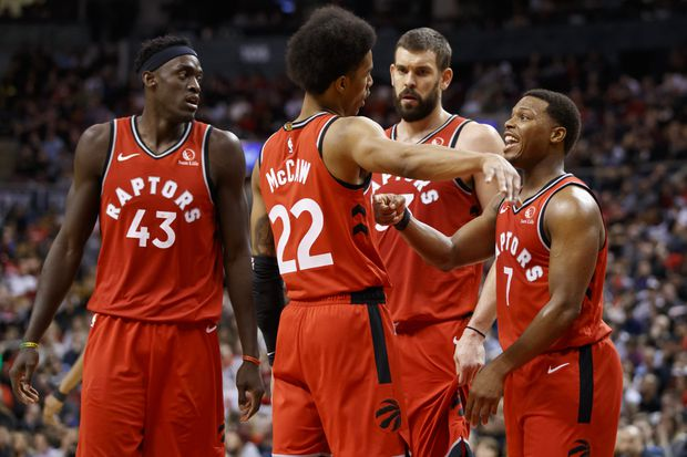 Pascal Siakam has 30 points, 10 rebounds in Raptors 110-102 win over Brooklyn
