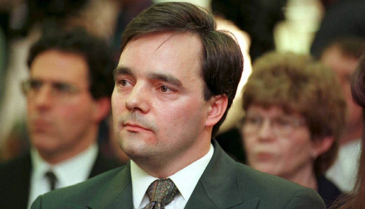 """Guy Paul Morin, who was wrongfully convicted for the 1984 killing of nine-year-old Christine Jessop, spent eight months in Kingston Penitentiary. He later thanked the judge who granted him bail for freeing him from """"the nightmares of Kingston Penitentiary."""" DNA evidence exonerated him in 1995."""