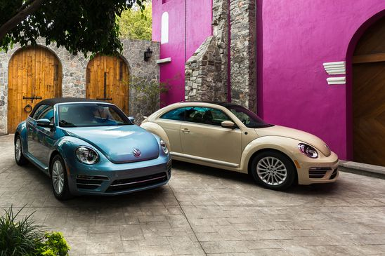R.I.P. Bug: The Volkswagen Beetle nears its end