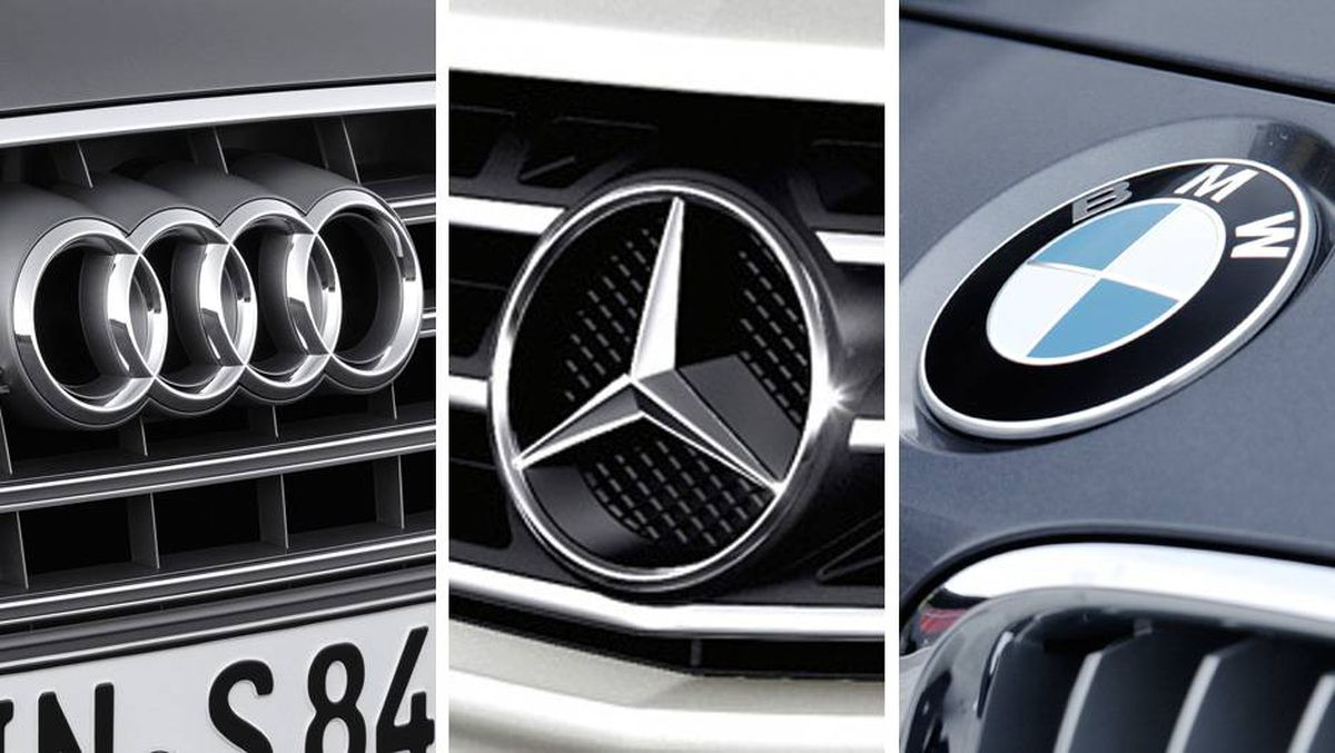 Used Bmw Toronto >> Audi, BMW and Mercedes in a no-holds-barred battle for No ...