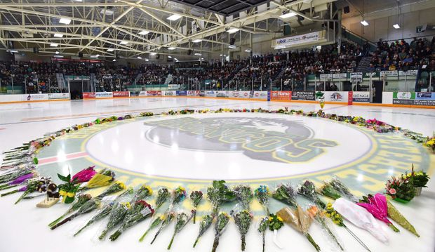 Saskatoon man guilty of setting up fake fundraiser after Humboldt Broncos crash