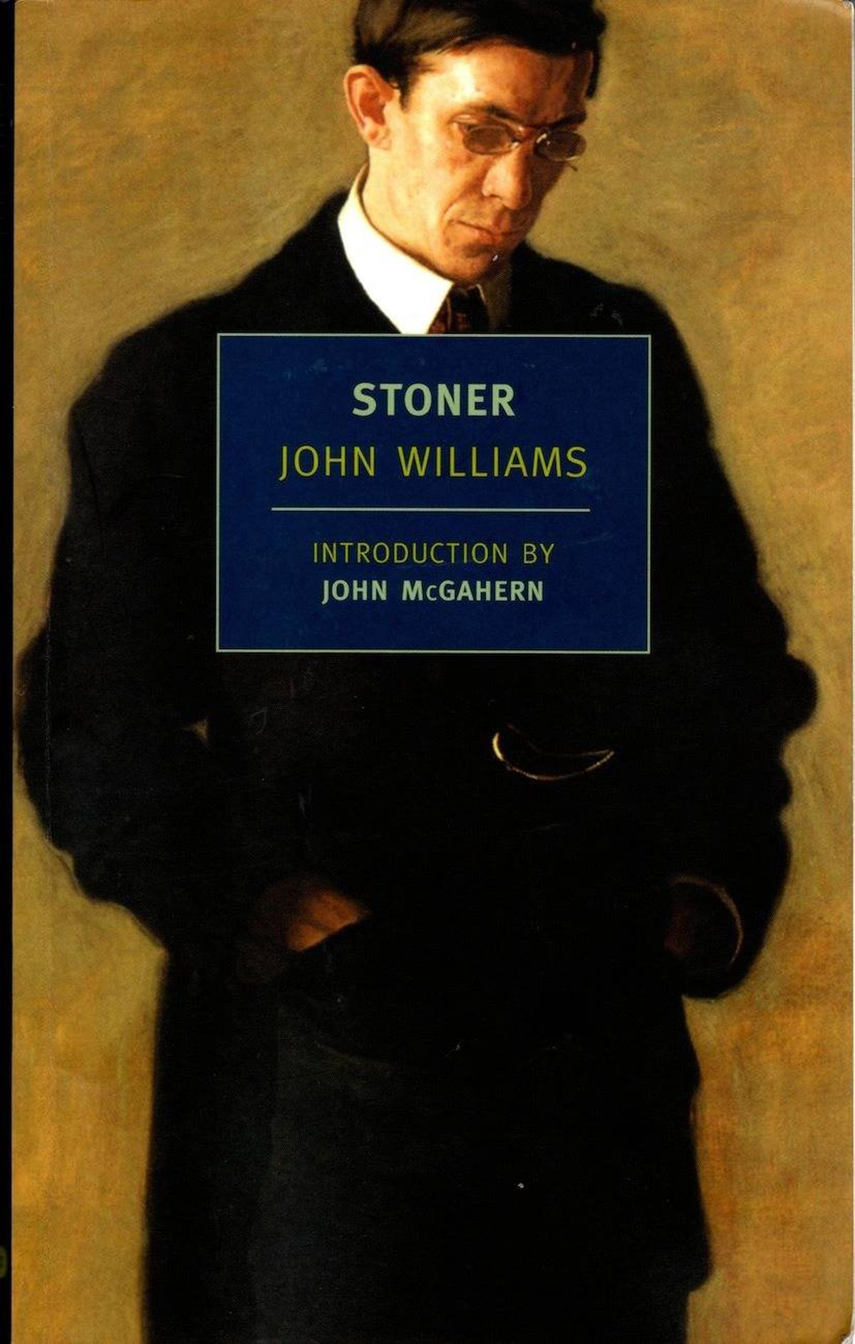 Image result for stoner john williams cover