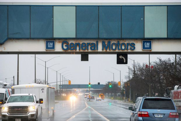 Canada's auto sector still has a few miles left, experts say - The