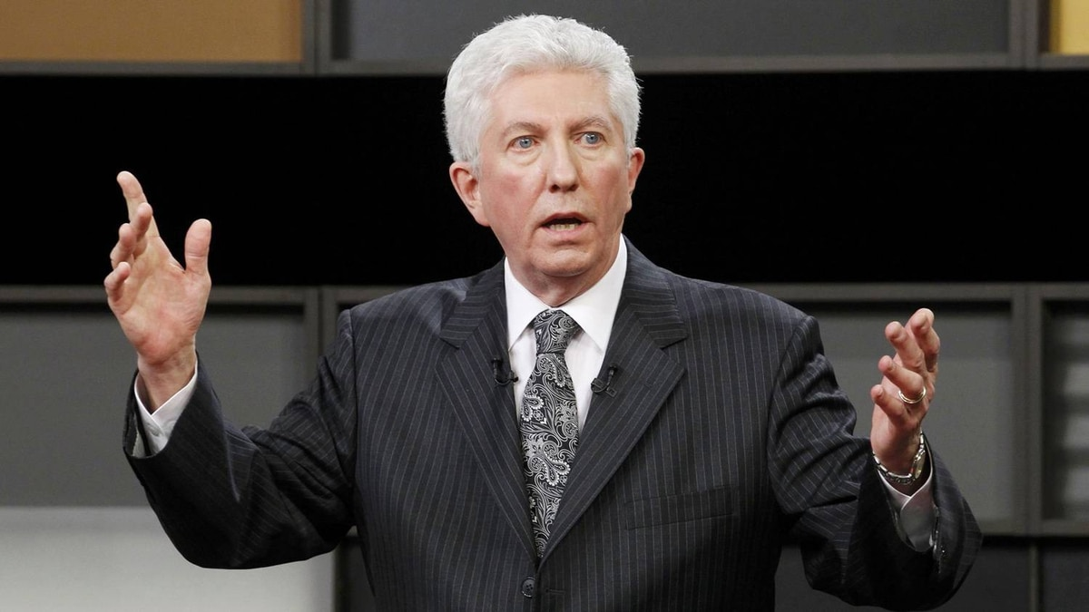 Bloc Quebecois leader Gilles Duceppe takes part in the English leaders' debate in Ottawa, April 12, 2011. Canadians will head to the polls in a federal election on May 2.