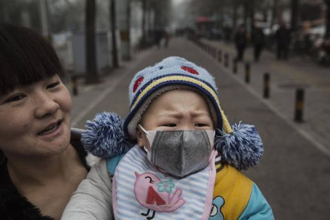 Beijing's red alert for air pollution likely to become regular occurrence