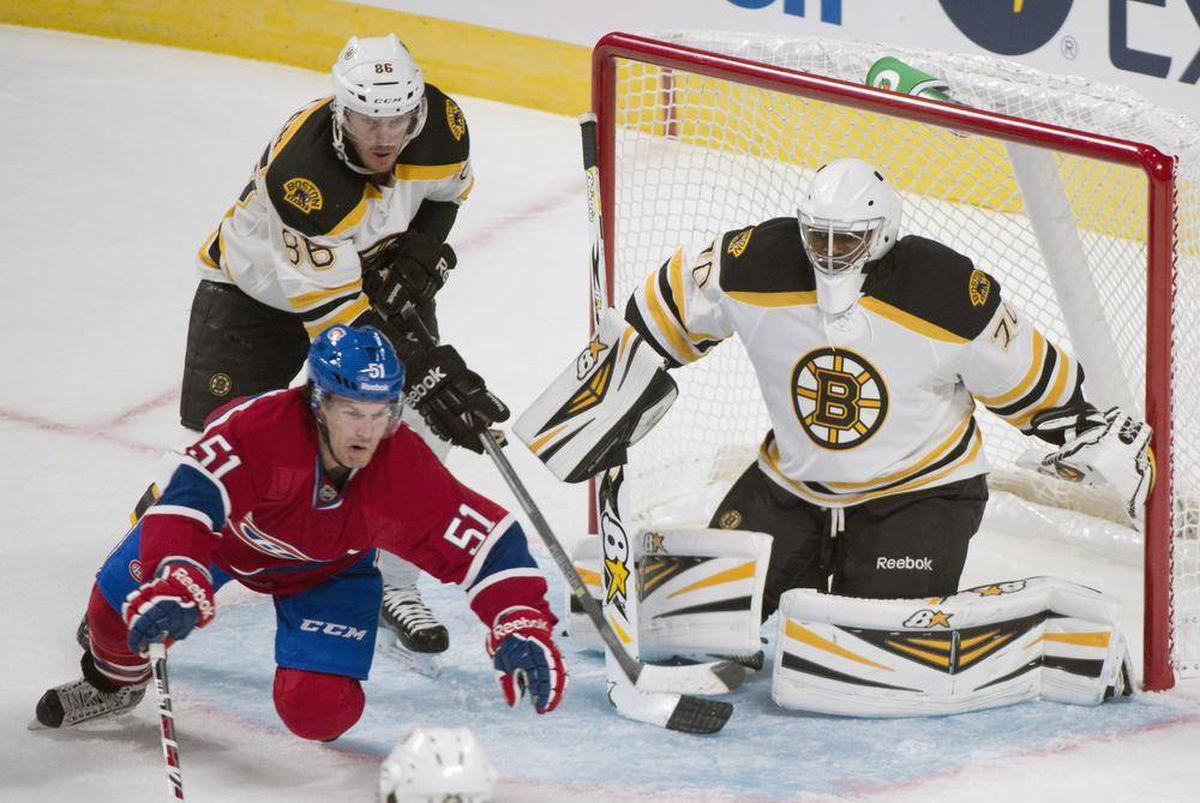 Malcolm Subban Tops Brother P K As Bruins Down Canadiens The