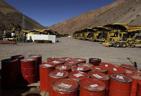 Barrick to push ahead with controversial mine as Chilean court upholds freeze