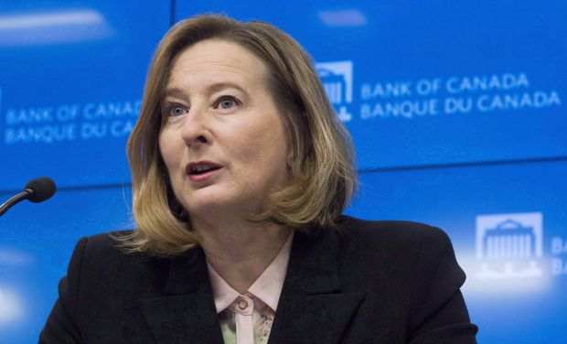 High levels of global debt could create a 'perfect storm' of financial risk in economic slump: BoC