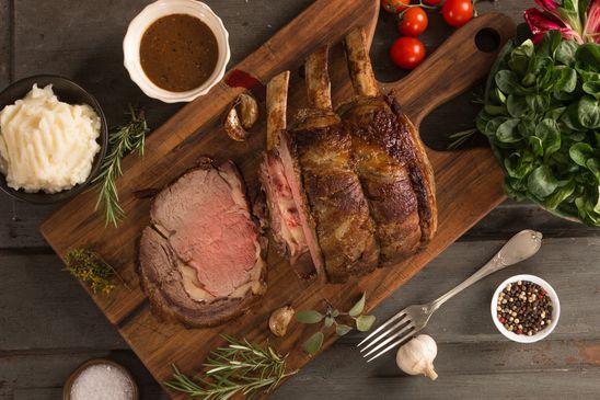 How do I properly roast meat?