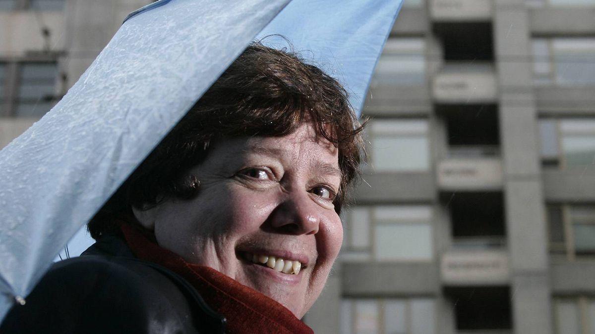 NDP deputy leader Libby Davies.