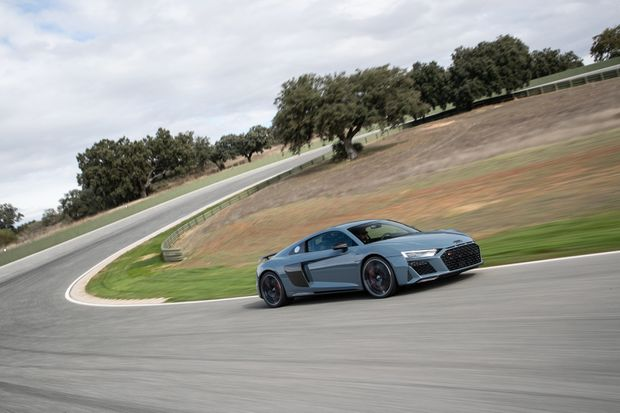 Review: With the Audi R8, gradual improvements pay off