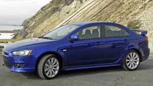 2008 Mitsubishi Lancer__Credit: Ted Laturnus for The Globe and Mail