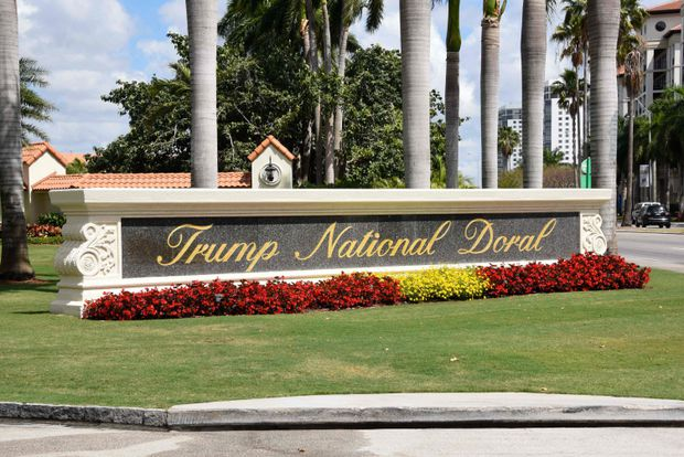 Trump blasts critics who pushed him to cancel G-7 at Doral