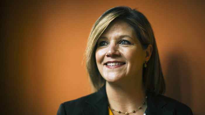 Ontario NDP Leader Andrea Horwath will have her first opportunity on Monday to respond formally to the budget in the legislature, when she tables a motion to amend the Liberals' blueprint for digging the province out of deficit.
