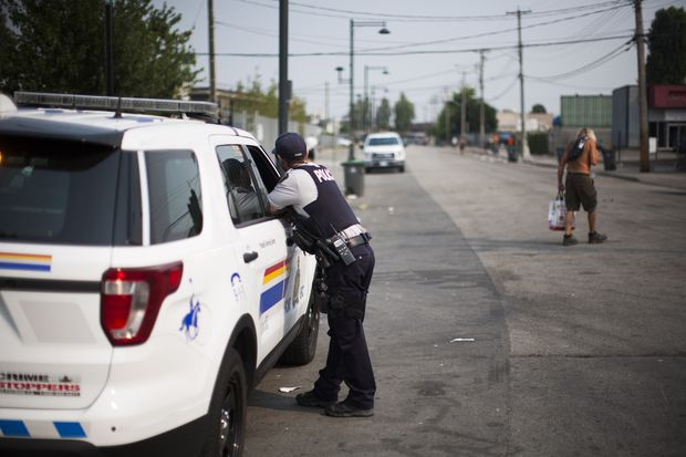 Surrey's move from RCMP to municipal local force unprecedented