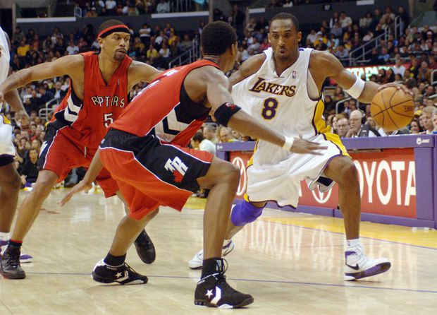 30隊被砍最高分,Kobe佔據四席!屠龍瘋砍81分,三節砍62分比對手全隊還多!
