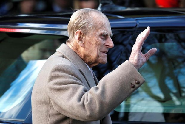 Prince Philip Sends Well Wishes to Car Accident Victims