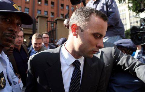 Pistorius sobs through testimony describing how girlfriend was shot