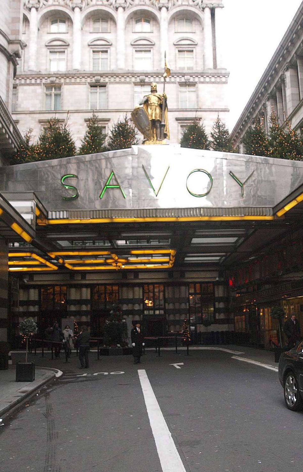 And now another word from our sponsor: When in London, jet-set celebrity Canadian cabinet ministers discreetly* enjoy the many well-deserved luxuries of the Savoy Hotel. The Savoy: Why tell anyone you stayed here? (*Discretion not guaranteed.) And now back to our gallery.