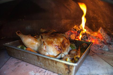 Cooking done good and slow: Why you need a wood oven right now