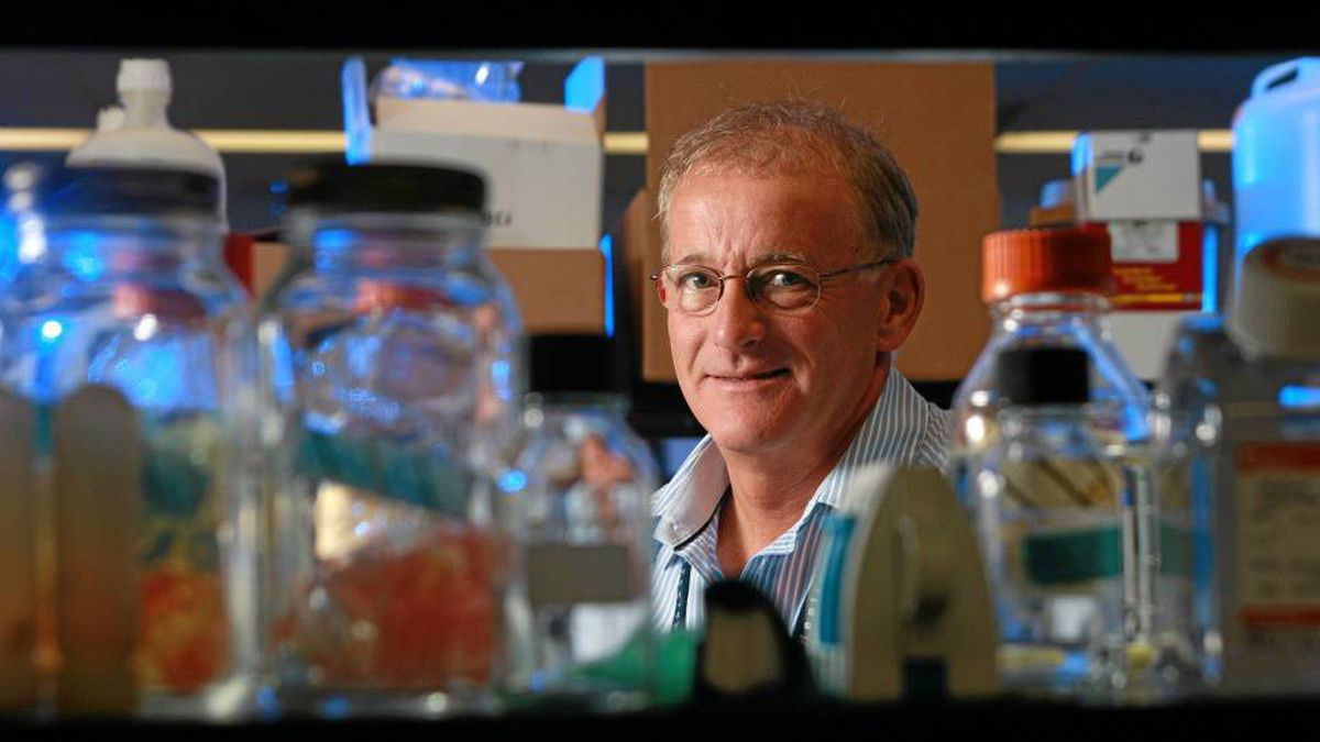 Professor Gregor Reid at the University of Western Ontario. A growing number of people have turned probiotics for a host of health reasons, including candida, digestion, brain development, diarrhea and boosting the immune system.